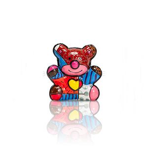 "Mini Figurine "" Love Bear """