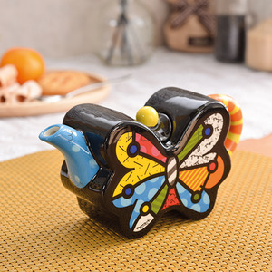 Mini Teapot - Butterfly