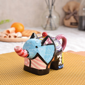 Mini Teapot - Elephant