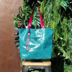 ECO BAG(L)_mint